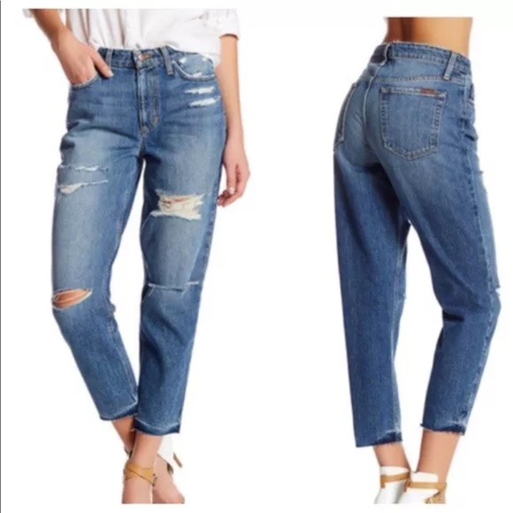 Joe's Jeans Denim - Joe's Jeans Women's SZ 30 (XL) Debbie Crop Jeans